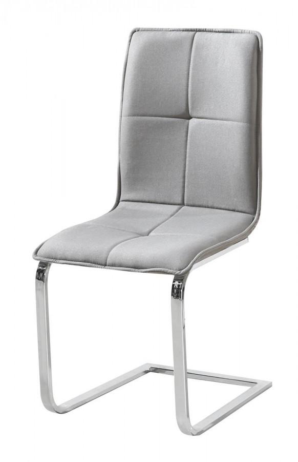 Falco Jídelní židle Texas - sv.šedá