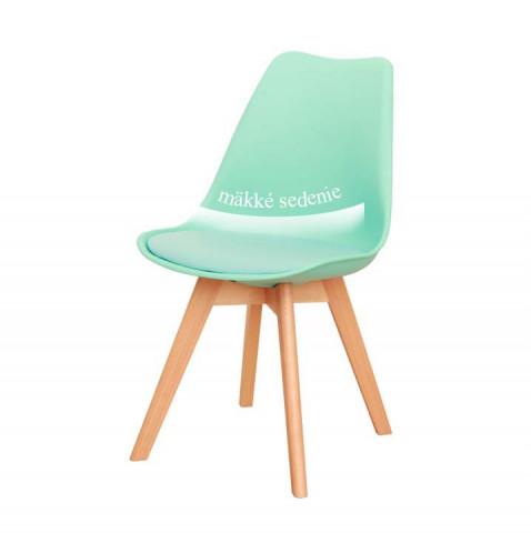 Jídelní židle BALI - mentol