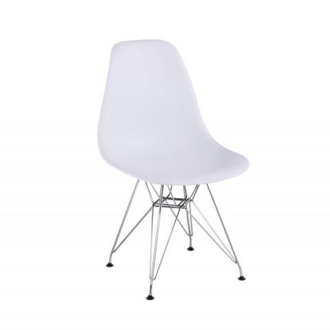 Židle ANISA - bílá