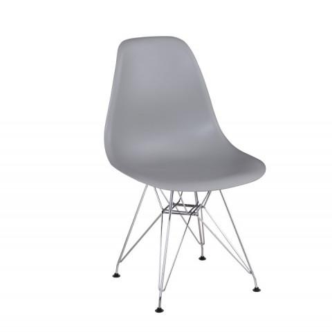 Židle ANISA - šedá