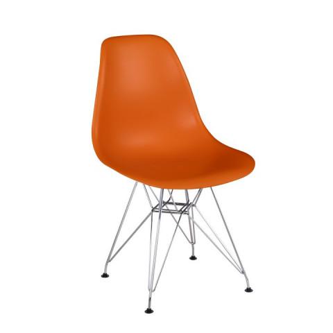 Židle ANISA - oranžová