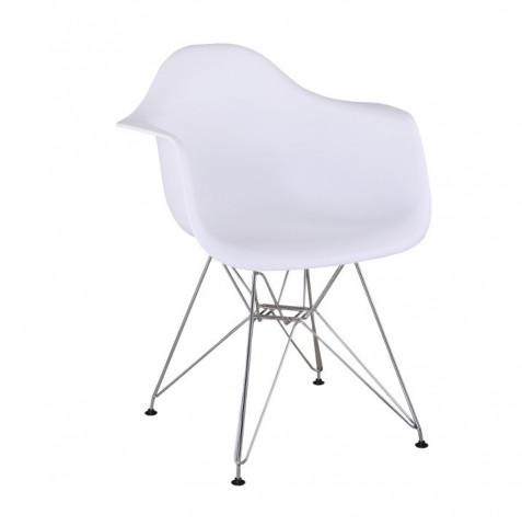 Židle FEMAN - bílá