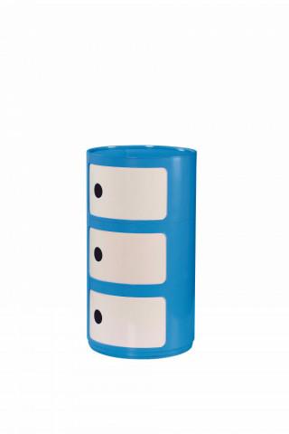 Kontejner Alf - modrý