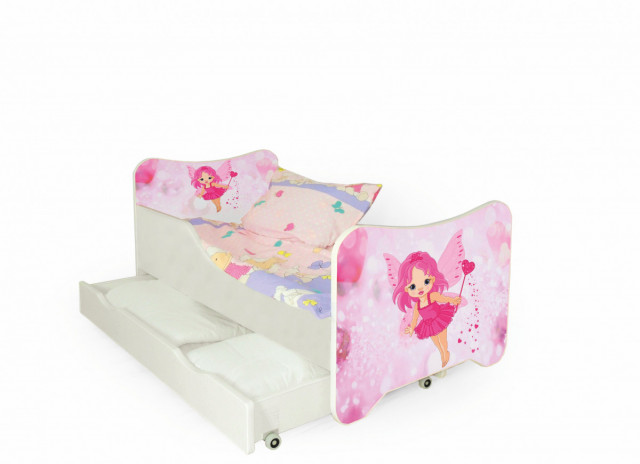 Dětská postel Happy Fairy č.1