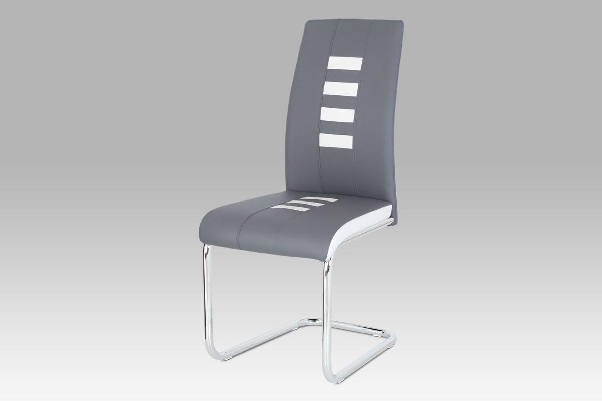 Autronic Jídelní židle DCL-961 GREY