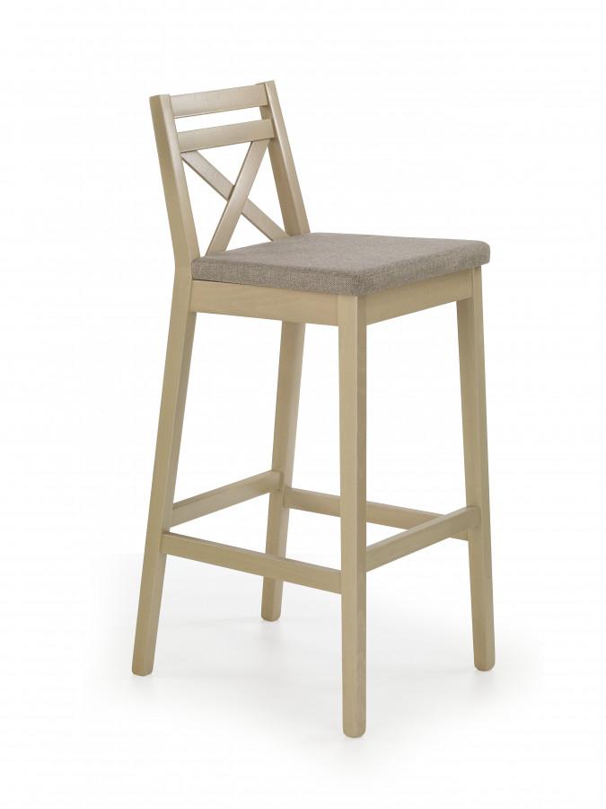 Halmar Barová židle Borys dub sonoma/Inary 23