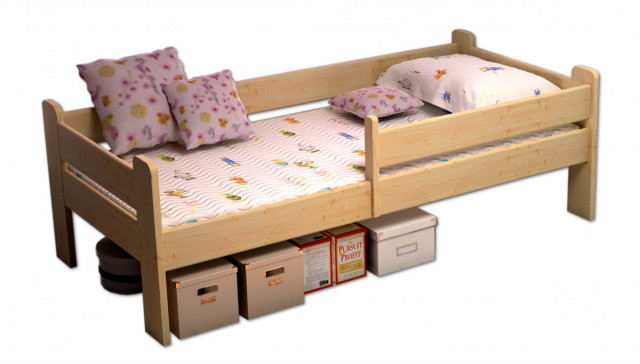 Dětská Postel DP 012 - ILUSTRAČNÍ FOTO