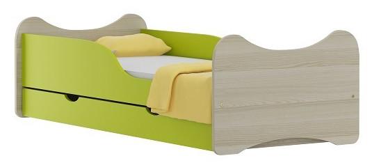 Vomaks Dětská postel NYU 21 + MATRACE - 2184/80