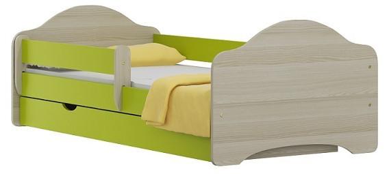 Vomaks Dětská postel NYU 22 + MATRACE - 2187/80