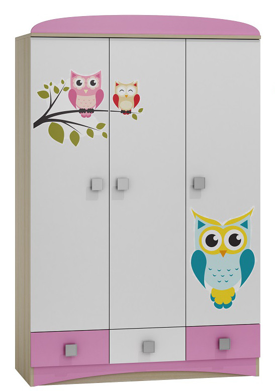 Vomaks Šatní skříň OWL 10