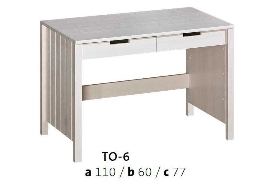 Vomaks Psací stůl TOBI TO-6 - 3978/BAR