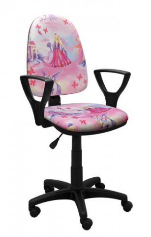 Dětská židle BARY PINK