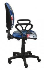 Dětská židle MENT F1 MODRÁ