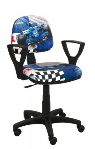 Dětská židle KENY F1 MODRÁ