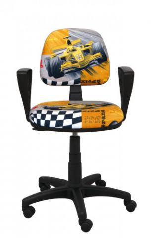 Dětská židle KENY F1 ŽLUTÁ