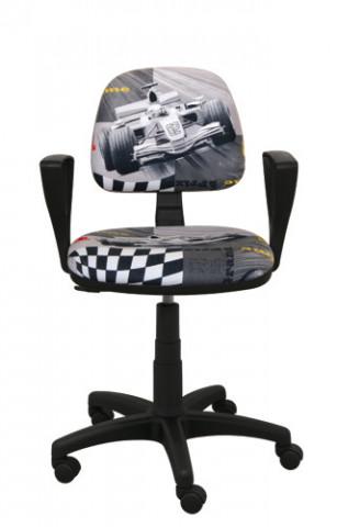Dětská židle KENY F1 ŠEDÁ