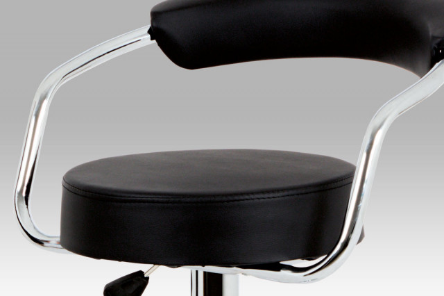 Barová židle AUB-418 BK