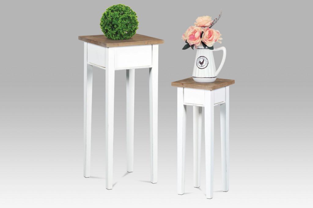 Odkládací stolky ND-535 WT (set 2 ks)