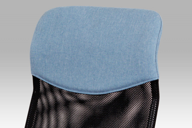 Kancelářská židle KA-E301 BLUE