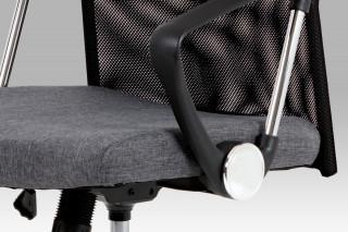 Kancelářská židle KA-E301 GREY