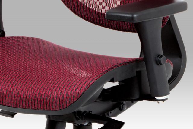 Kancelářská židle KA-A189 RED č.2