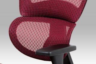 Kancelářská židle KA-A188 RED č.4