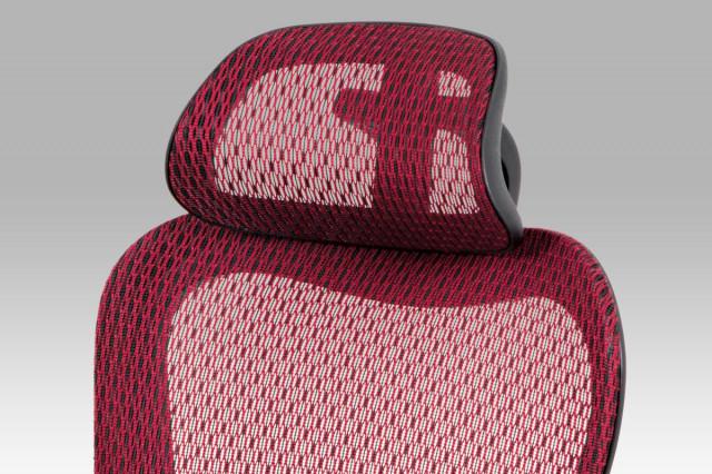 Kancelářská židle KA-A189 RED č.4