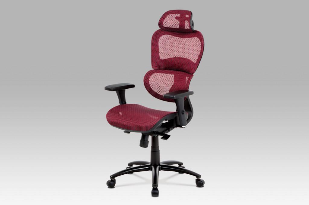 Kancelářská židle KA-A188 RED