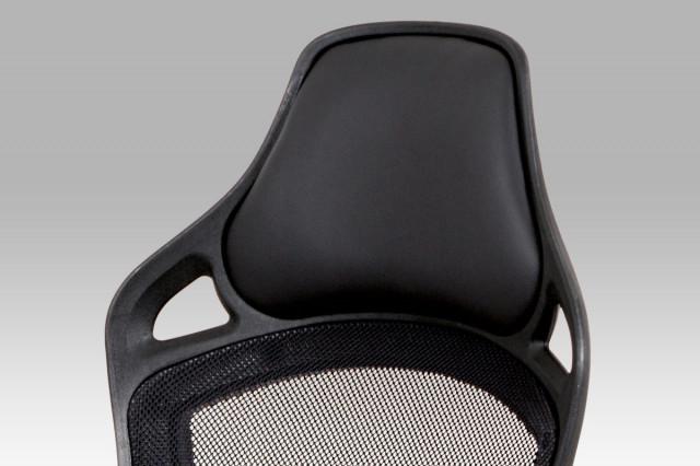 Kancelářská židle KA-A190 BK