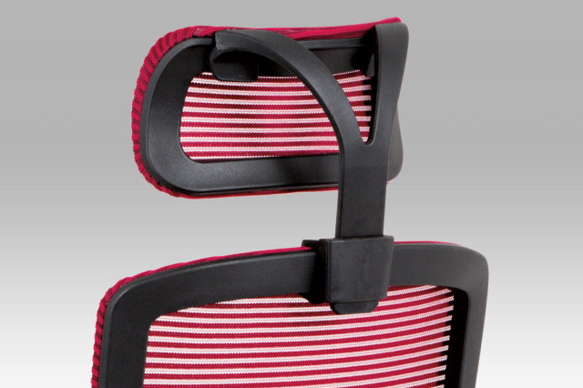 Kancelářská židle KA-A186 RED