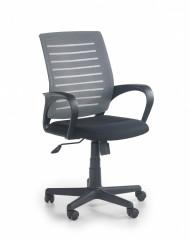 Kancelářská židle Santana - šedá