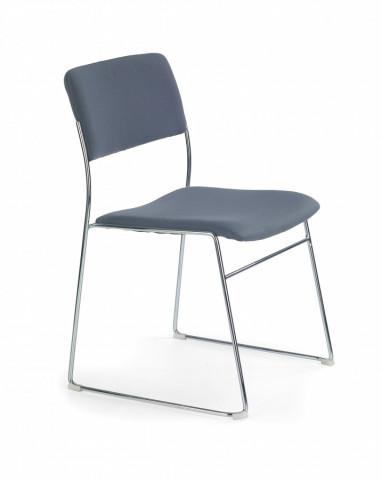 Konferenční židle Vito - šedá