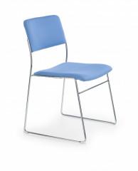 Konferenční židle Vito - modrá