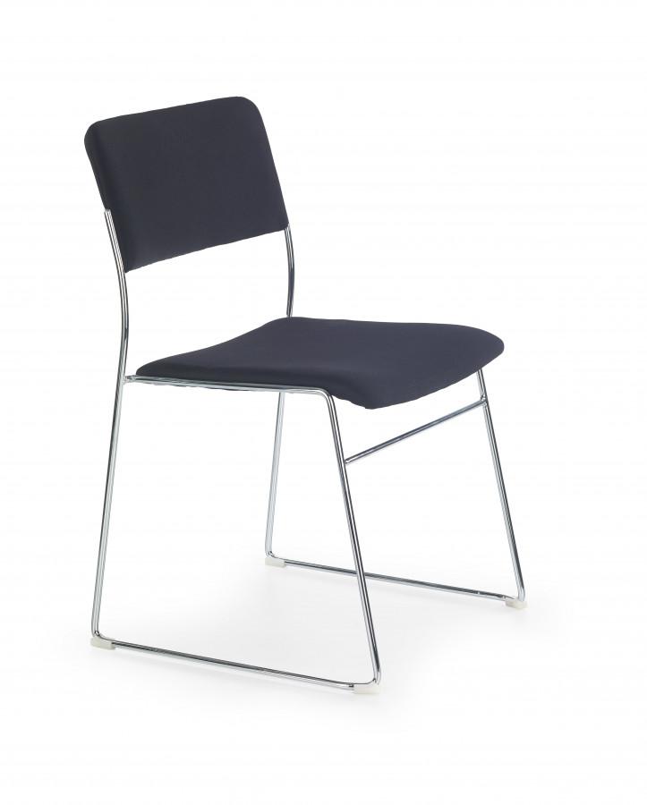 Halmar Konferenční židle Vito šedá