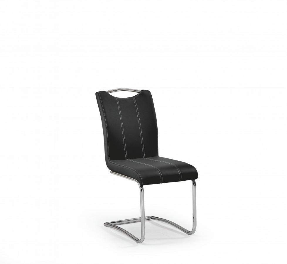 Halmar Jídelní židle K-234 černá