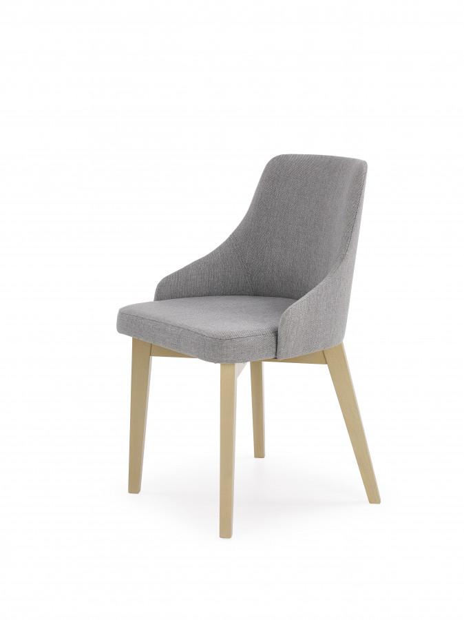 Halmar Jídelní židle Toledo dub sonoma/Inari 23