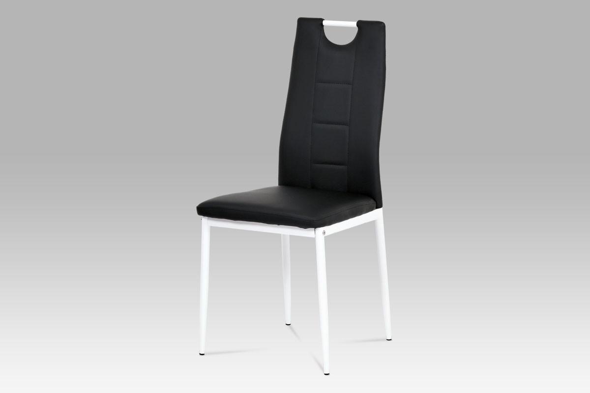 Autronic Jídelní židle AC-1230 BK - černá