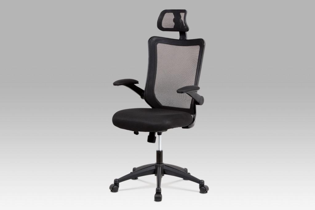 Kancelářská židle KA-J813 BK
