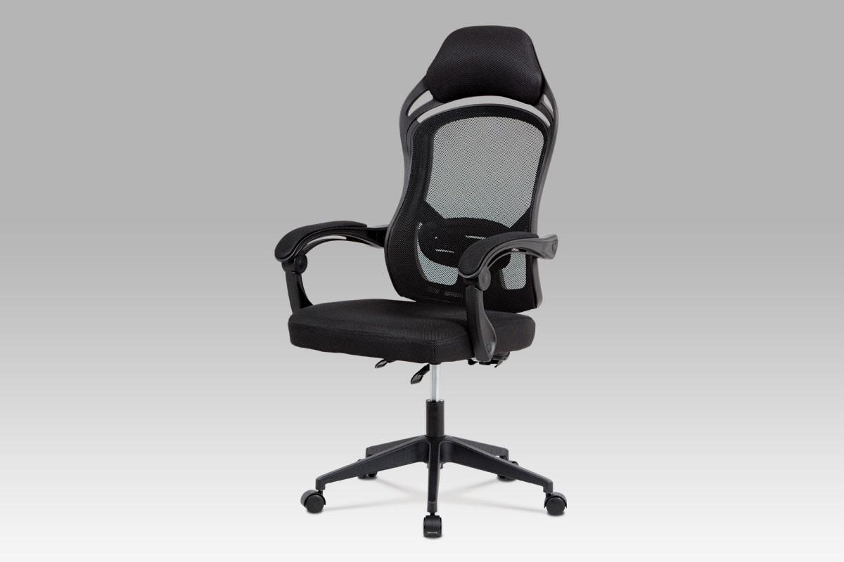 Autronic Kancelářská židle KA-Z619 BK