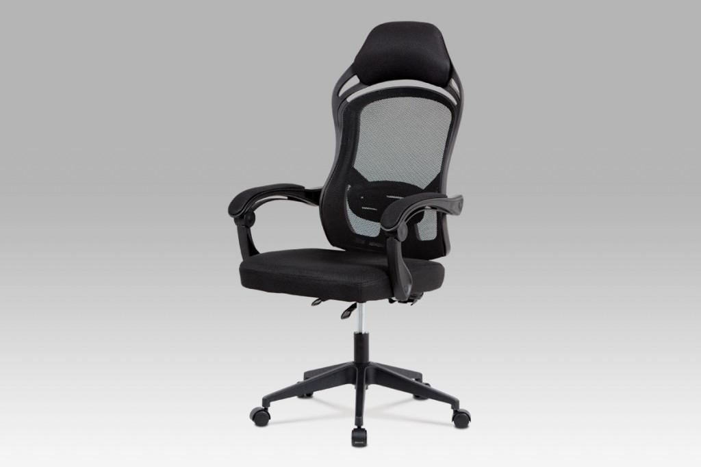 Kancelářská židle KA-Z619 BK