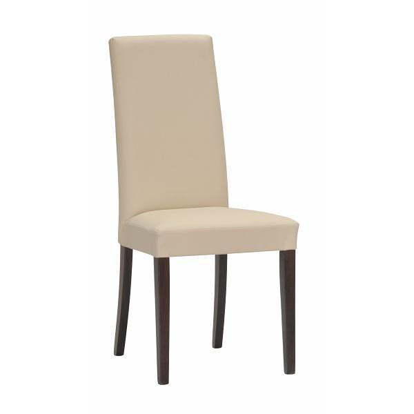 Stima Jídelní židle Nancy Dub sonoma/koženka bianco