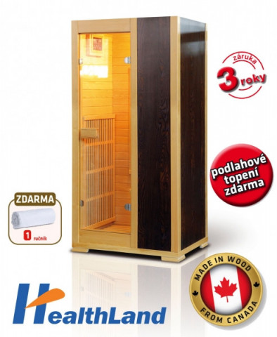 Infrasauna Economical 2001 Carbon
