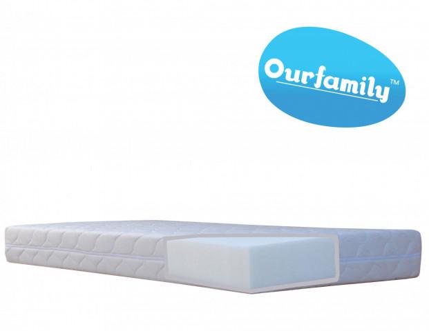 Pěnová matrace EMA Ourfamily - 200x80