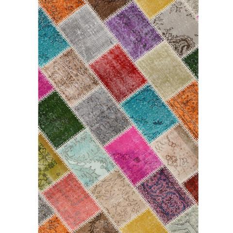Koberec ADRIEL 80x150 - vícebarevný