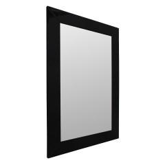Zrcadlo, černá, ELISON TYP 4