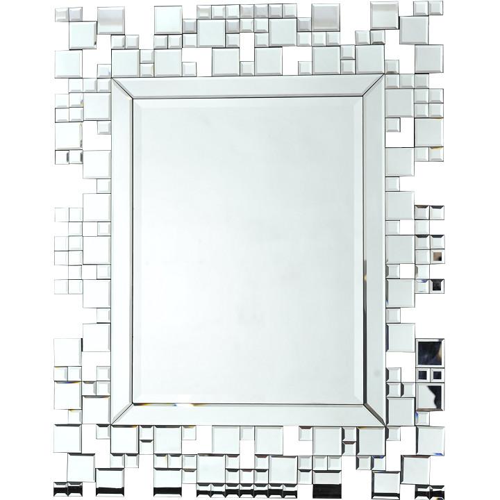 Tempo Kondela Zrcadlo ELISON TYP 5 - sklo + kupón KONDELA10 na okamžitou slevu 3% (kupón uplatníte v košíku)