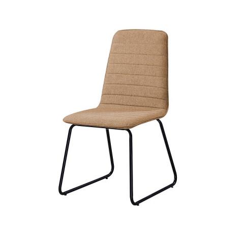 Jídelní židle DANUTA - medová látka