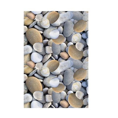 Koberec BESS 80x200 - vzor kameny