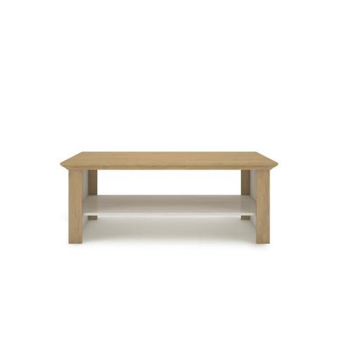 Konferenční stolek Armond TYP 14 - sosna skandinávská / dub kamenný