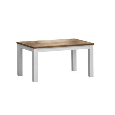 Jídelní stůl PROVANCE STD - sosna andersen / dub lefkas